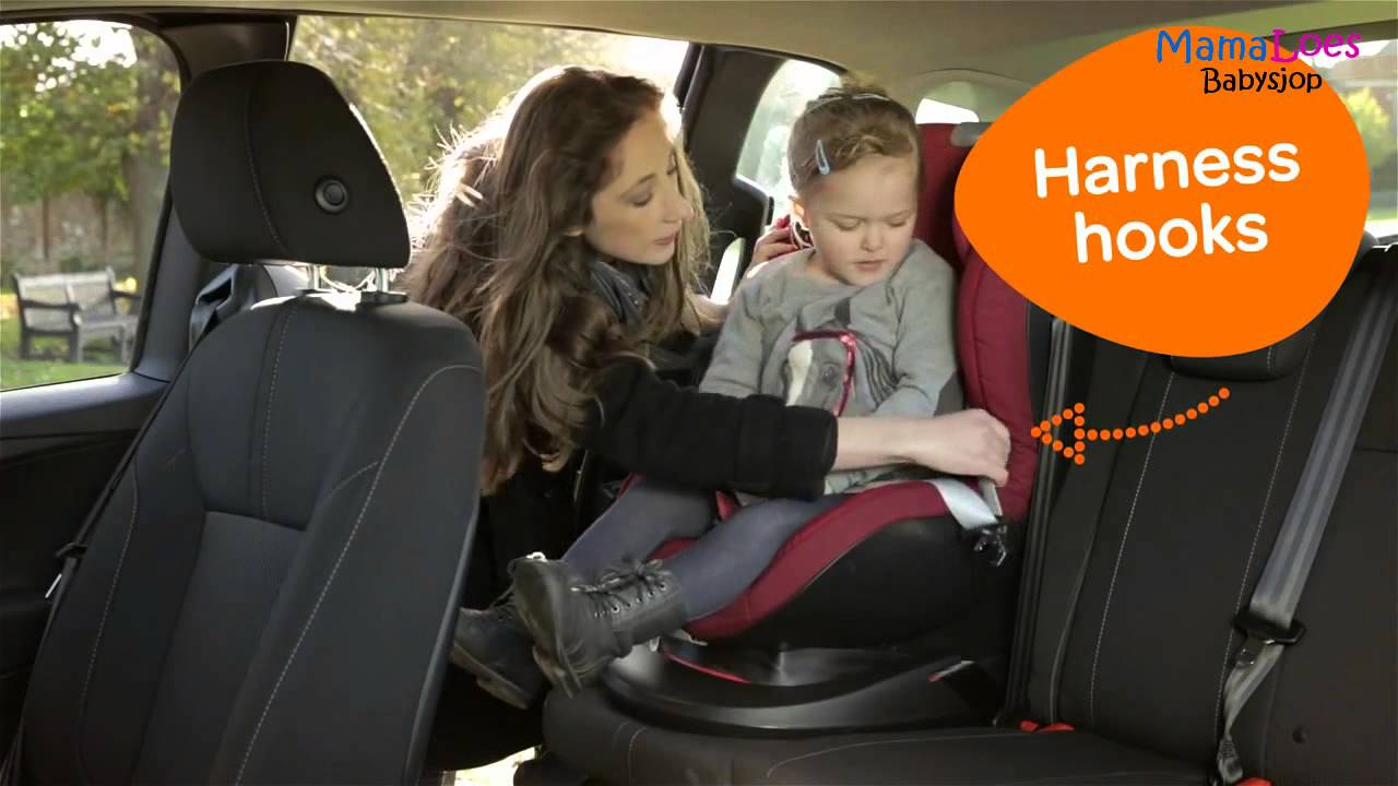 maxi cosi rubi autostoel mamaloes babysjop youtube. Black Bedroom Furniture Sets. Home Design Ideas