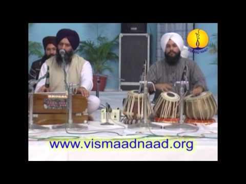 Raag Tilang Kafi : Dr Alankar Singh - Adutti Gurmat Sangeet Samellan 2011