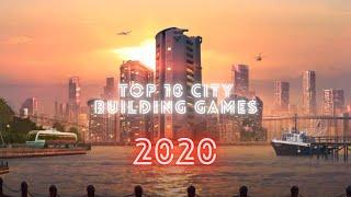 Top 10 city buiĮding games | 2020