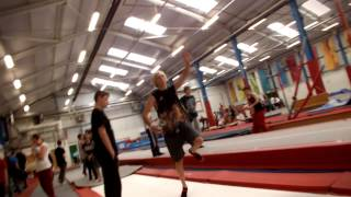 3Run Academy Opening & Basingstoke Gym Freestyle Session! [HD]