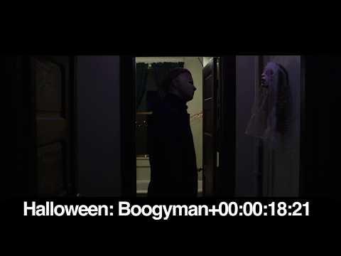 Douglas Sidney as The Shape in Halloween: Boogyman