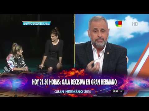 Jorge Rial furioso con posibles sanciones blandas para Dante y Marian