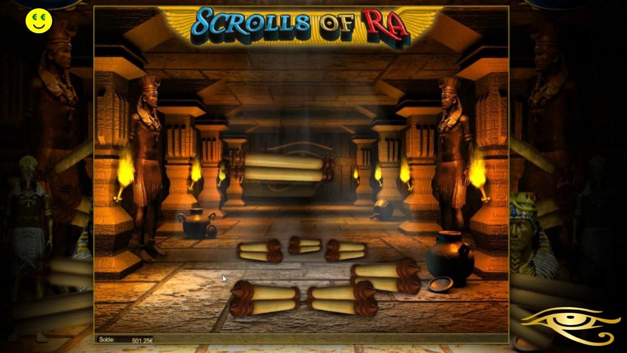 Spiele Scrolls Of Ra HD - Video Slots Online