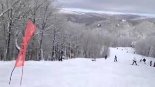 Ski Mont Blanc - Quebec, Canadá