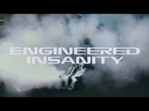 F1 Season Launch 2018: Engineered Insanity
