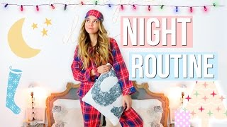NIGHT ROUTINE❄ + Huge Giveaway!