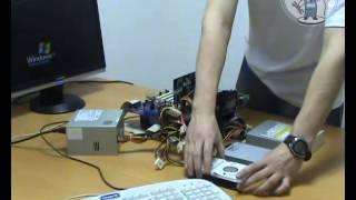 Видеоурок: Устройство персонального компьютера от Компьютерная.ру.