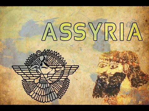 History of Assyria - Rise and Fall