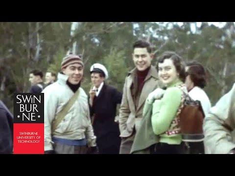Swinburne historical videos compilation