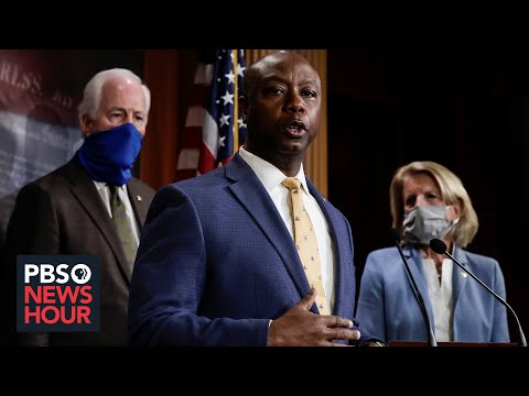 Tim Scott on 'looking for a solution' with Democrats on police reform