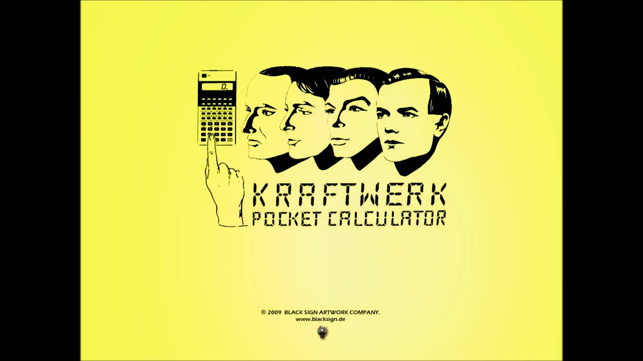 Cd album kraftwerk the mix emi europe.