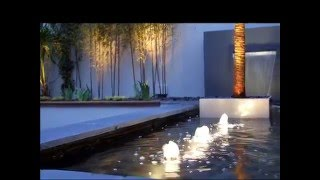 Contemporary Garden Design From Mylandscapes London