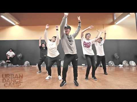 Distant Memories - Alexander Lewis X BrassTracks / Just Jerk Crew Choreography / URBAN DANCE CAMP