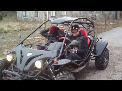 XY Powersports - 1100 Ground Pounder | FunnyDog TV