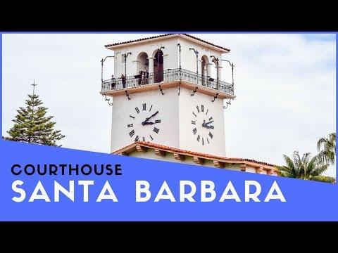 Santa Barbara Old Courthouse