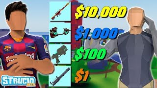 First To Guess The Strucid Sound Wins $1,000 (Roblox Fortnite)