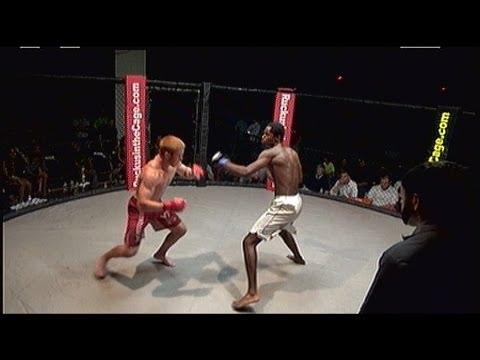 David Wesley vs Turner Williams - Ruckus in the Cage XXI