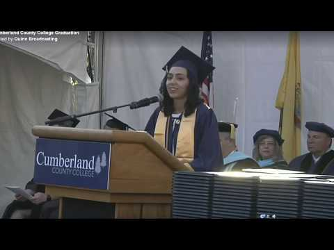 Cumberland County College 2019 Commencement