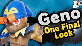 The Final Analysis: Geno in Smash Bros Ultimate
