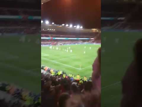 Sunderland fans David Moyes chant after relegation