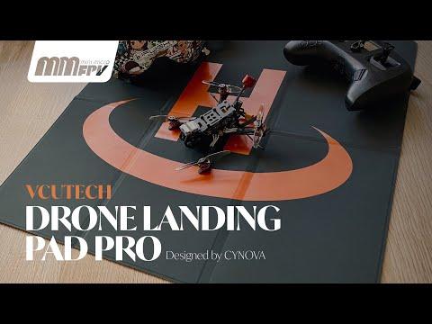 VCUTECH Drone Landing Pad Pro Designed by CYNOVA ~ Quick Look