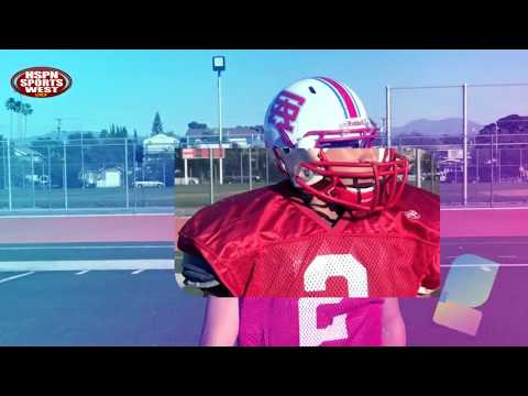 Santa Ana Saints v Orange Panthers Game Promo Video - LIVE HIGH SCHOOL FOOTBALL