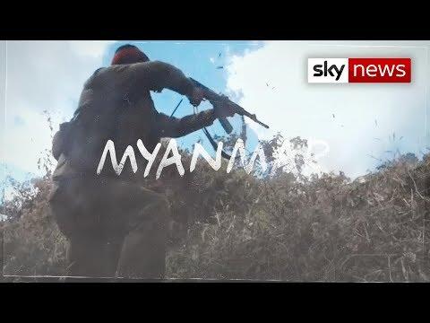 Myanmar's forgotten war | Hotspots