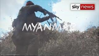 Myanmar's forgotten war