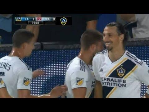 Ashley Cole All Goal and Assists LA Galaxy 2018