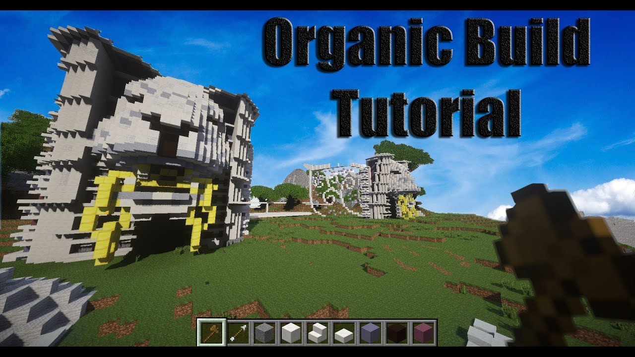 Minecraft How To Build A Panda