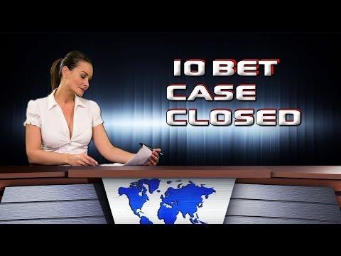 10Bet Sportsbook cases solved, SBR iGaming News