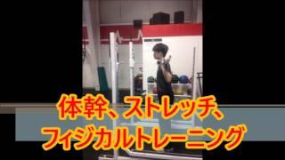 九州医療スポーツ専門学校 卒業出水真一さんが トレーナーをしている、...