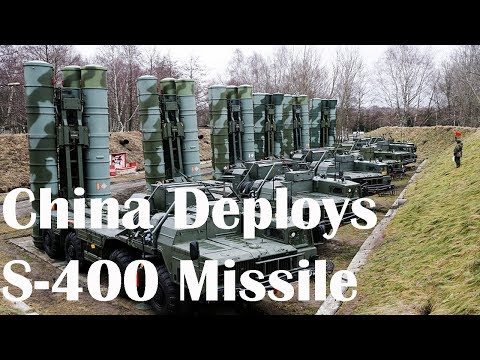 China Deploys S-400 Missile Defence System: Korean Newspaper Claims