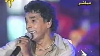 محمد منير - شمس المغيب - احتفالات نصر اكتوبر