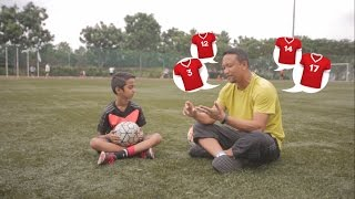 Kindversations Ep3: Fandi Ahmad dishes out lessons from a life in football