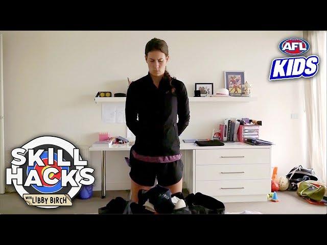 Skill Hacks with Libby Birch | Handballs