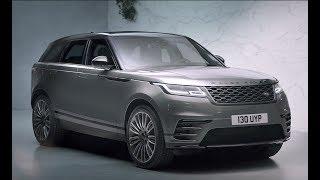 Range Rover Velar   Краткий обзор: дизайн, салон, технологии и оснащение