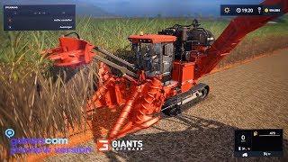 [LS17] Gamescom 2017: Landwirtschafts-Simulator 17 Platin Edition/AddOn - Spielszenen!