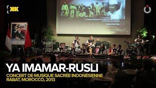 Concert de Musique Sacrée Indonésienne: Ya Imamarrus