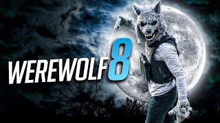 Werewolf Sneak Attack 8! Nerf Beast Showdown!!