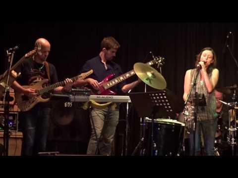 Dave Bainbridge (Iona) 1 live at Maltby Sept 2016