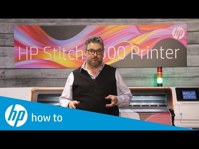 Jak działa system inteligentnej kompensacji dysz w drukarkach sublimacyjnych HP Stitch