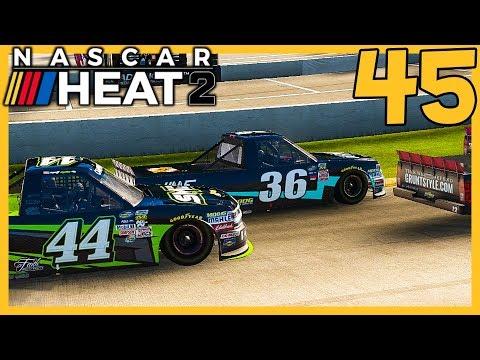 NEW PATCH/UPDATE! - NASCAR Heat 2 Career Mode S3. Episode 45