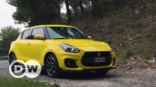 Flink: Suzuki Swift Sport | DW Deutsch