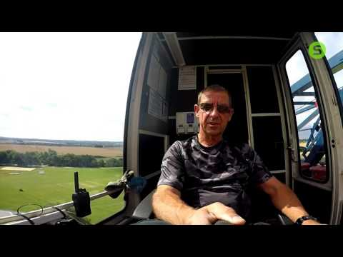 Colin the tower crane operator – a day in the life