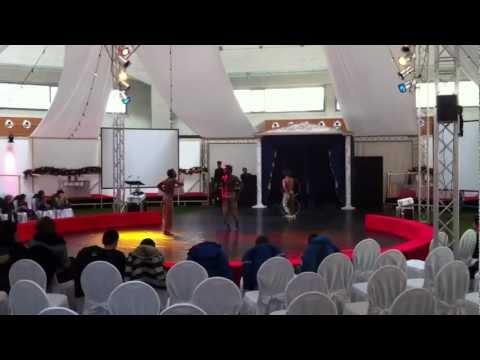 Ghana Pan International Circus.