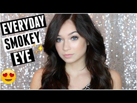 Effortless & Everyday Kim Kardashian Smokey Eye - Tori Sterling ♡ - 동영상
