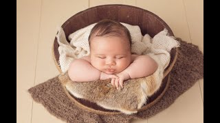 Newborn Session Video Making Of-Baby Marley