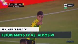 Resumen de Estudiantes LP vs Aldosivi (0-2) | Fecha 5 - Superliga Argentina 2018/2019
