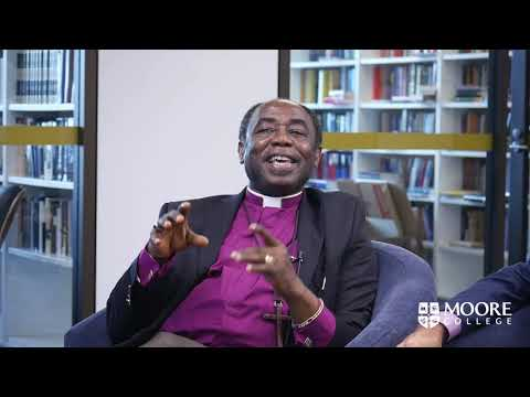 Moore, the African Church & Theological Education